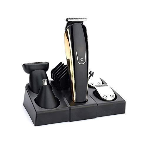 GFDFD Rechargeable Tondeuse électrique Tondeuse électrique Clipper Set Tondeuse à Cheveux