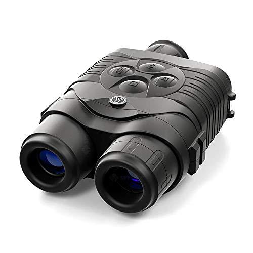 SSeir Tragbar HD Digital Nachtsicht Fernglas, Schimmern Infrarot Fernrohr IR-Video Fotoaufnahme 9 X Zoom 10 Stunden Standby, Für Die Auf Wildtiere