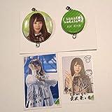 欅坂46 長沢菜々香 フォトカード 缶バッジ アクリルキーホルダー