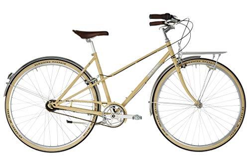 Ortler Bricktown Damen Classic-braun Rahmengröße 44,5cm 2019 Cityrad