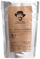 金沢大地 オーガニック大豆珈琲 150g