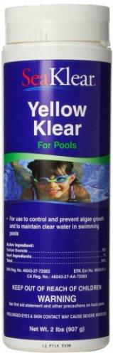 SeaKlear Yellow Klear Algae Control, 2 lbs