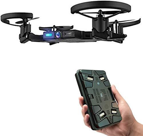 AEE Fotocamera con Custodia per Telefono Volante - La Fotocamera per Drone FPV Volante più Sottile mai Tascabile - Sempre con Te, vola Autonomamente per Scattare Foto e Video Live 720p