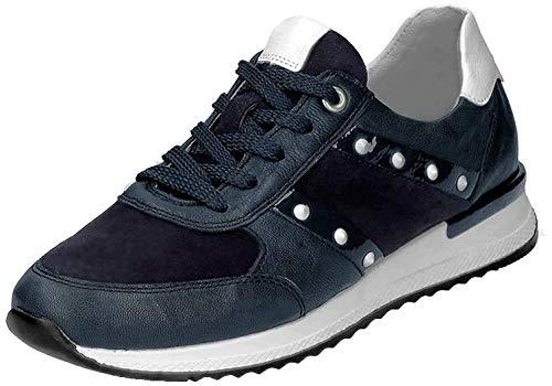 Remonte Damen R7023 Sneaker, Blau (Pazifik/Navy/Marine/Bianco 14), 39 EU