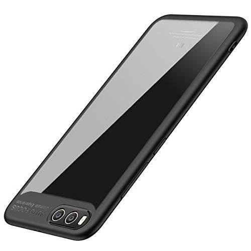 IPAKY Ikijcover - Funda para Xiaomi Mi 6 original de silicona MI6 ultra fina de TPU Bumper blando, híbrida, carcasa delgada