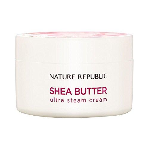 Nature Republic Shea Butter Steam Cream Ultra 100 ml / 3.38 fl. oz.