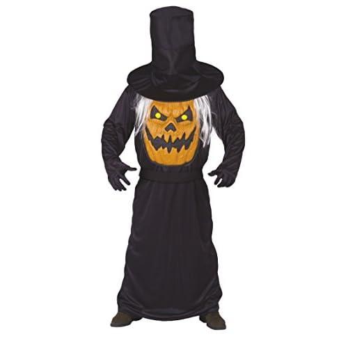 Fiori Paolo 21771 - Macro Zucca Costume Halloween Adulto, Macromostri