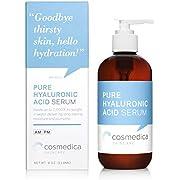 Cosmedica Hyaluronic Acid Serum, 8 Oz, 8 ounces