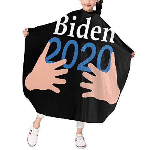 Biden - Capa de peluquería para niños, para corte de pelo, peinado y champú de 39 x 47 pulgadas