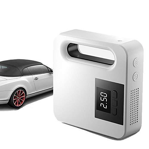 Luftkompressoren für Autoreifen, leicht und einfach zu bedienen Reisepumpe mit Digital geeignet für die meisten Fahrzeuge, 12V 3M Netzkabel