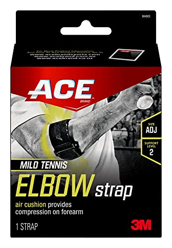 ACE - 34-8710-5282-4 Elbow Strap, Adjustable, America