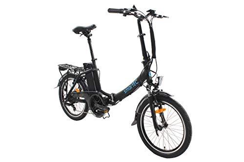 swemo Camp-20D Falt Pedelec/E-Bike 20Zoll mit Samsung Akku 36V/13AH (Weiß)