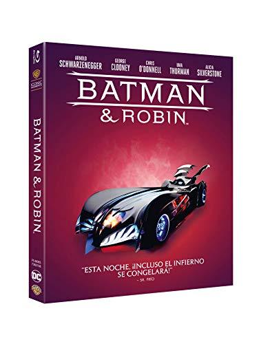 Batman Y Robin Blu-Ray - Iconic [Blu-ray]