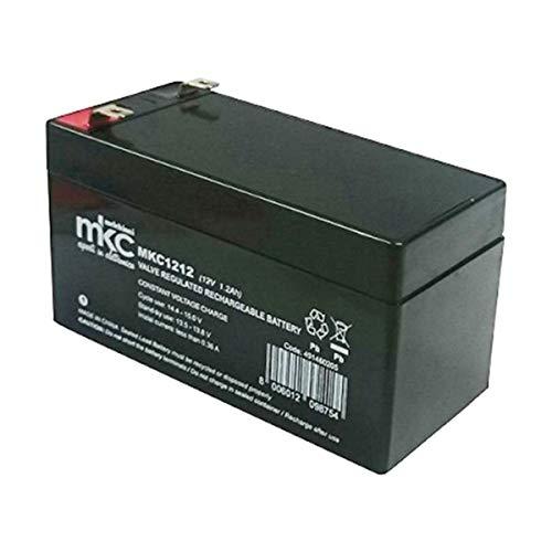Setik - Batterie / Accumulateur au plomb 12V 1.2Ah - Setik - BAT12V-1.2