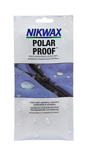 Nikwax Polarproof, 50 ml vloeibaar wasmiddel, transparant