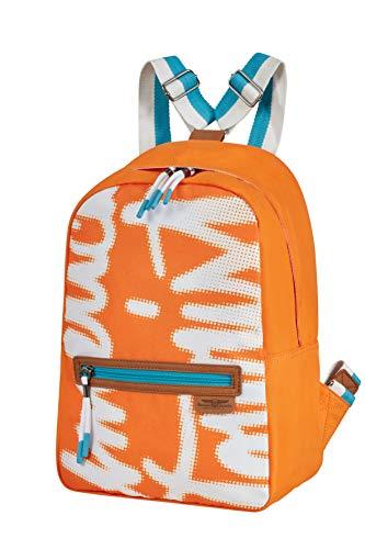 American Tourister Fun Limit - Backpack Lifestyle, Orange (Funky Orange)