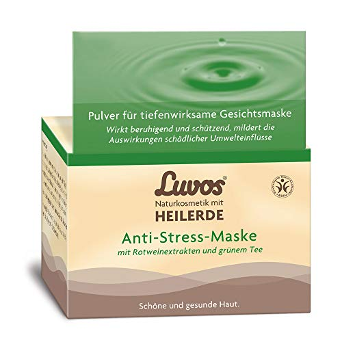 LUVOS Gesichtsmaske Anti-Stress, 90 ml