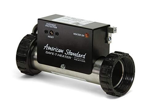 American Standard 9075120 Safe-T Heater, 7.50 x 4.81 x 3.56 Inches, Black