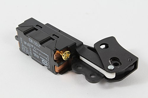 "MS12500 12"" Compound Miter Saw Replacement Switch # - Ridgid 089100303004"