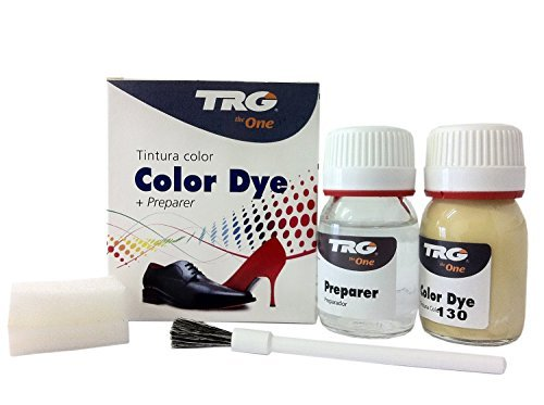 TRG the One Self Shine Leather Dye Kit #130 Beige