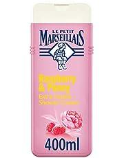 LE PETIT MARSEILLAIS، كريم استحمام، فائق اللطف، التوت والفاوانيا، 400 مل