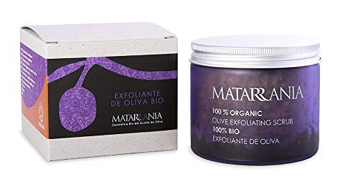 Exfoliante corporal natural Matarrania