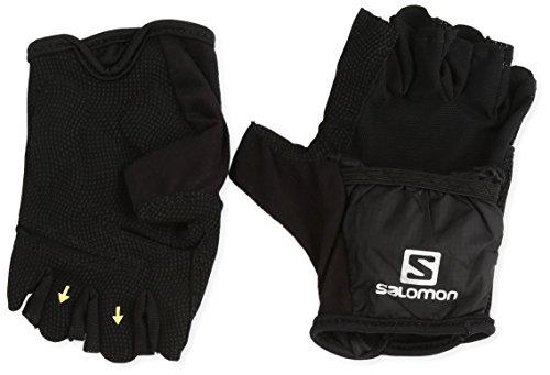 SALOMON XT Wings Glove WP Guantes, Hombre, Negro, L