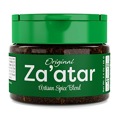 USimplySeason Zaatar Spice (Original Seasoning, 2.4 Ounce )