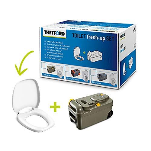 Thetford Casetten Toilette C200 Fresh Up Set - Abwassertank