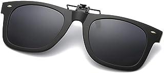54bba70e52 Gafas de Sol Clip on Gafas de sol polarizadas con flip up Gafas Clip  polarizadas UV400