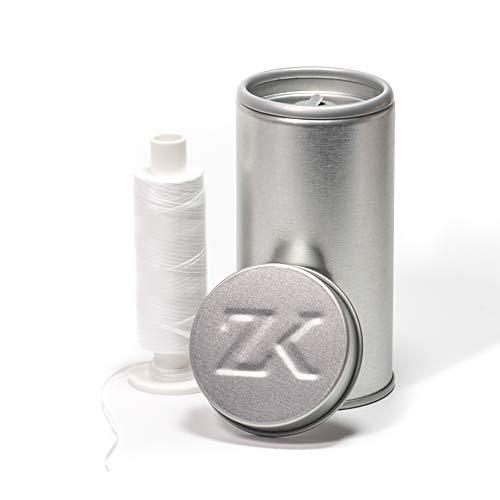 Zahnseidenkampagne PTFE Premium Zahnseide gewachst (200 m Spule + Spender)