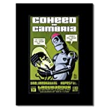 Music Ad World Coheed and Cambria - Troubadour Hollywood 2003 Mini Poster - 23.5x15.6cm