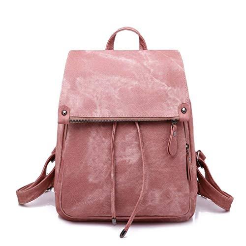 SPFTOY Laptop Rucksack Computer Rucksack Tagesrucksack Wasserabweisende Laptoptasche für Business/Schule/Reisen/Frauen/Männer-Pink