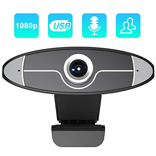 Maxesla HD 1080p Webcam Laptop D...