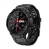 KANNER Reloj Inteligente Hombre, Smartwatch con Llamadas,...
