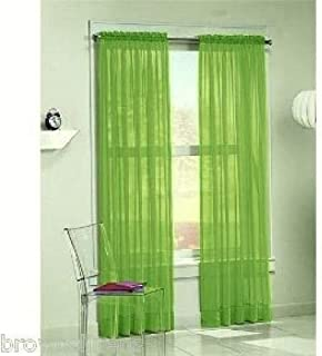 Best lime green curtains for sale Reviews