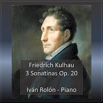 Friedrich Kulhau, Sonatinas Op. 20
