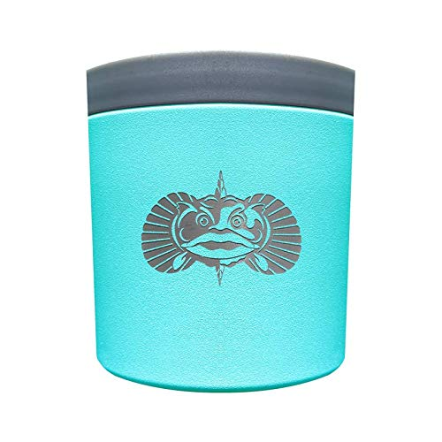 Toadfish Anchor Non-tipping Universal Cup Holder-TEAL
