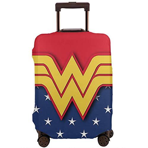 Funda para Equipaje de Viaje Wonder Woman Maleta, Fundas
