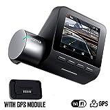 70mai Smart Dash Cam Pro with GPS Module, 2K+ QHD Recording, IMX335 Sensor