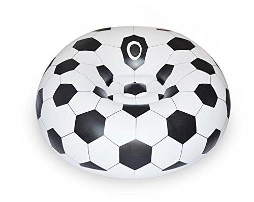 cczll Solo Football gonflable personnes canapé/canapé/paresseuse Loisir Créatif canapé et chaises