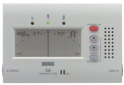 KORG CA-40, Chromatisches Stimmgerät / Tuner