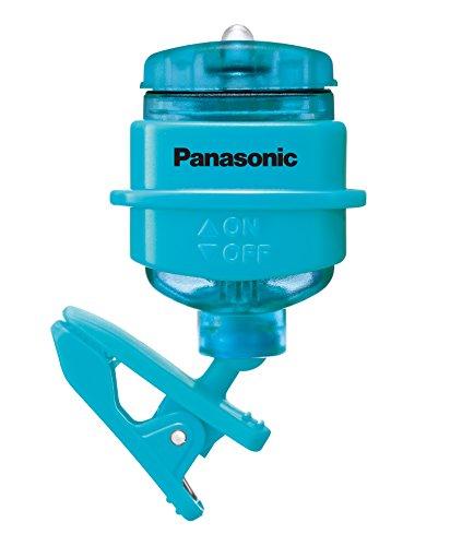 パナソニック LEDクリップライト ターコイズブルー BF-AF20P-G