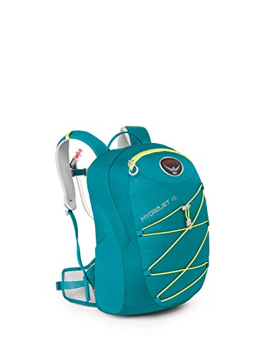 Osprey Packs HydraJet 15 Kid's Hydration Pack, Real Teal