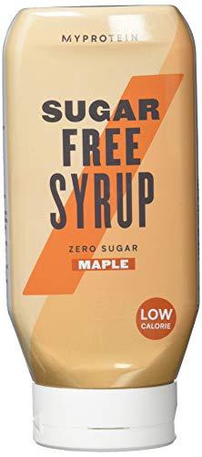 Myprotein MySyrup Maple, 1er Pack 1 x 400 ml