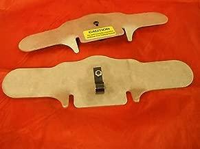 Belt Guard Assembly Bridgeport Step Pulley Mill Set of (2) 2190040 M1301