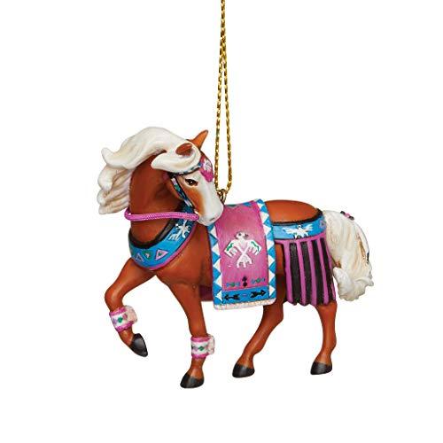 Enesco Hanging Ornament, Resin, Multicolor, 2.6 Inch