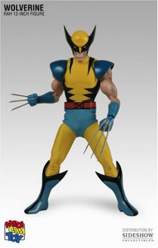 Real Action Heroes Wolverine Action Figure 1/6 Scale image