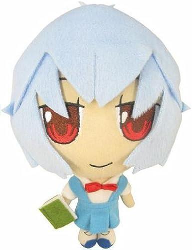 Evangelion Petit EVA Rei School Plush (Japan Import) by Evangelion