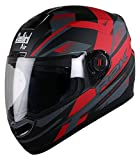 Steelbird Multi Choix Air SBA-1 R2K Visage Complet Moto Vélo Graphisme Casque Scooter Moto Casques De Moto